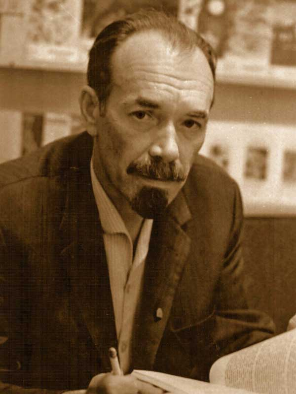 Сергей Александрович Баруздин